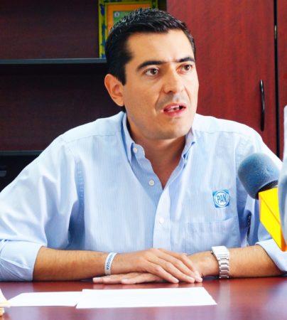 """""""Recorte de nómina, medida necesaria para estabilidad económica del Ayuntamiento de La Paz"""": Rigoberto Mares."""