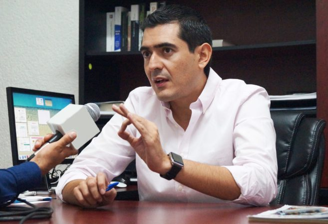 """""""Gobernador Carlos Mendoza está cumpliendo con Baja California Sur"""": Rigoberto Mares."""