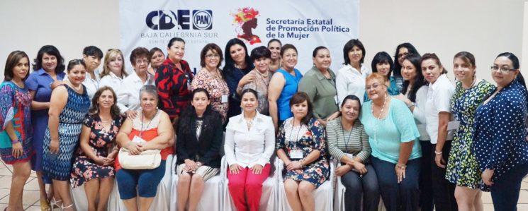PPM del PAN llevó a cabo el Foro de Trascendencia Política de la Mujer.