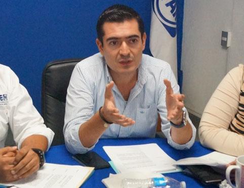 """""""Ante el escenario económico adverso, es urgente que Gobierno Federal tome medidas"""": Rigoberto Mares."""