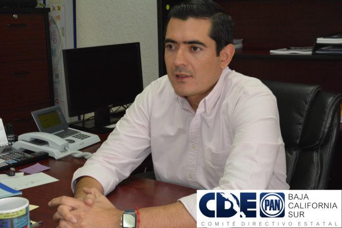 Con la aprobación de la Ley de Transparencia, Baja California Sur se coloca un paso adelante en el tema de rendición de cuentas: Rigoberto Mares