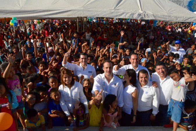 PAN BCS celebra con éxito el Día del Niño en Los Cabos.
