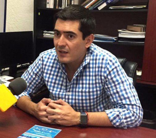 """""""Devaluación del peso es consecuencia de la mala política económica del PRI-Gobierno"""" Rigoberto Mares"""