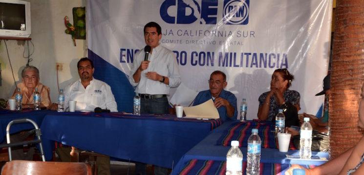 Grave que delegados federales hagan uso político de programas a favor del PRI