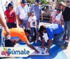 Realiza PAN BCS jornada de labor social con el programa Súmate, en la ciudad de La Paz.
