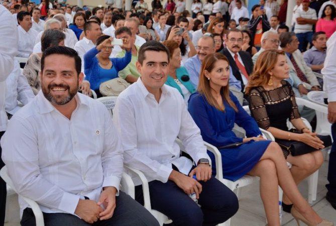 Armando Martínez ha logrado estabilidad financiera y reactivación de servicios: Rigoberto Mares