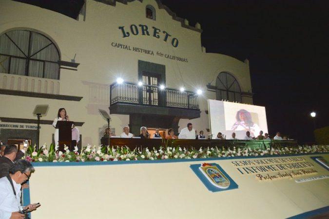 Loreto tiene un gobierno que honra su palabra: Rigoberto Mares