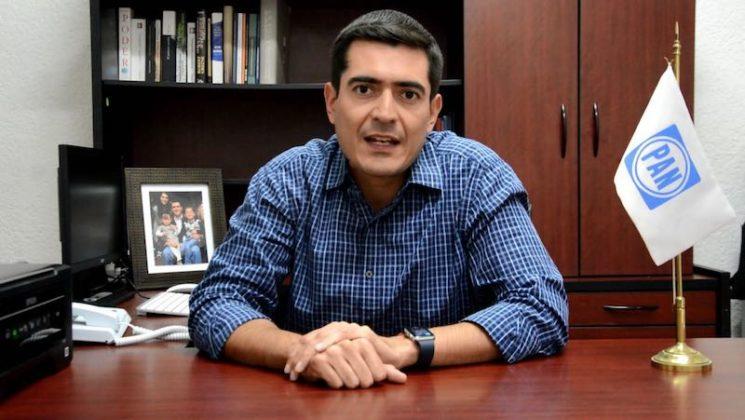 Importantes resultados en el primer año de gobierno de Carlos Mendoza Davis: Rigoberto Mares