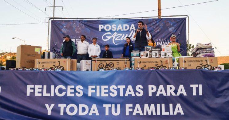 El PAN realiza Posadas Azules en los municipios de La Paz y de Los Cabos