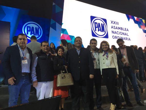 En un ambiente de unidad, el PAN elige a sus 300 consejeros nacionales