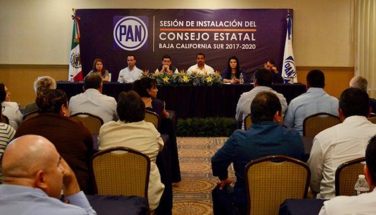 El PAN es un partido vivo, fuerte y unido: Rigoberto Mares Aguilar