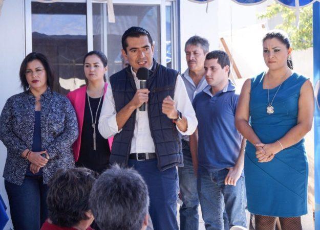 Con incremento a la luz continúan golpes del PRI-Gobierno a la economía familiar: Rigoberto Mares