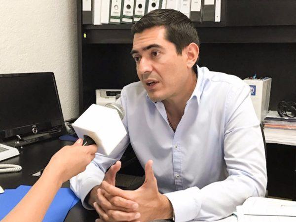 El PRI se muerde la lengua cuando señala inseguridad: Rigoberto Mares