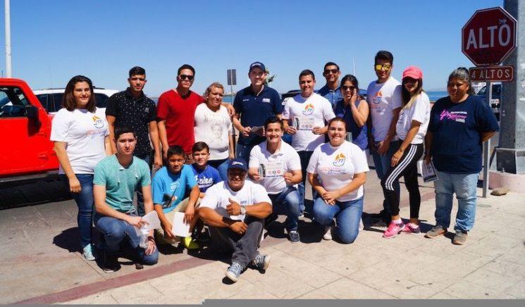 Acción Nacional realiza actividades de contacto ciudadano este fin de semana