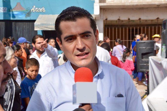 Gobierno del Estado le cumple a los Ciudadanos con buenos resultados: Rigoberto Mares