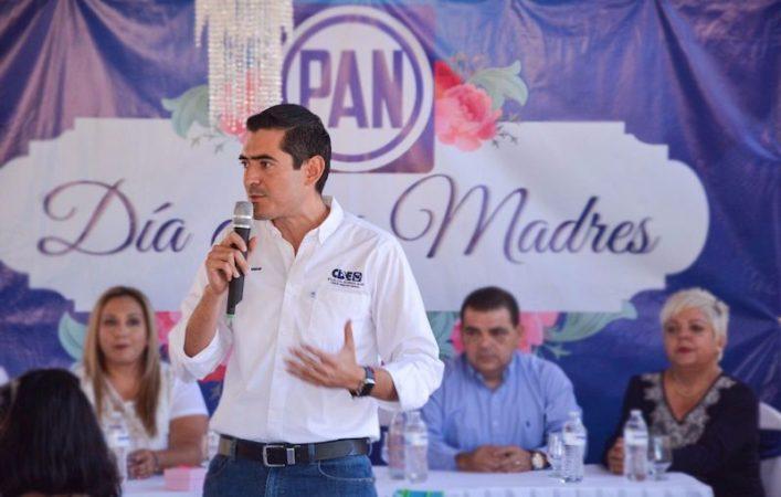 Invaluable la labor de las madres de familia en la formación de ciudadanos: Rigoberto Mares