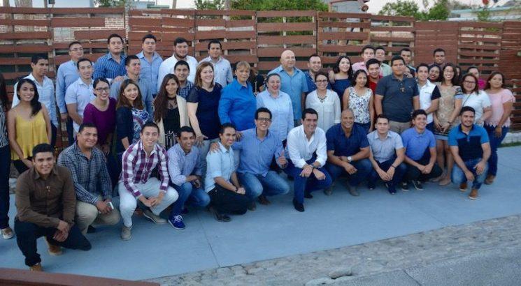 PAN se fortalece con la integración de perfiles a Acción Juvenil La Paz