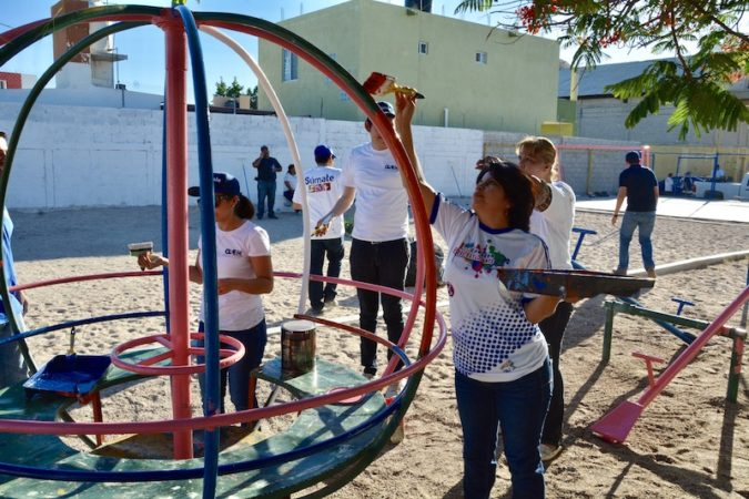 Realiza el PAN jornadas del programa Súmate en La Paz y Comondú