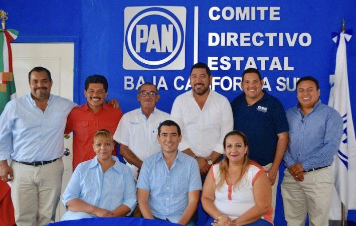 El PAN representa la opción de buen gobierno: Rigoberto Mares