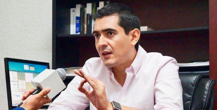 Para comenzar el año el PRI-Gobierno le ha regalado inflación a todos los mexicanos: Rigoberto Mares