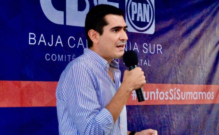 Destacable el papel de Baja California Sur en Materia Educativa: Rigoberto Mares