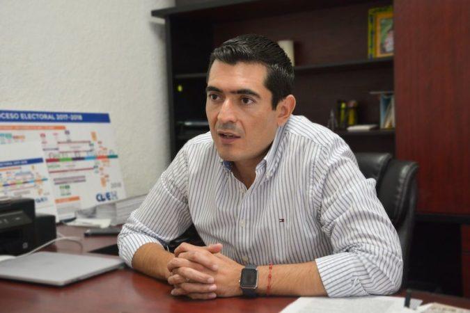 El PRI-Gobierno desea tener un Fiscal Electoral a modo: Rigoberto Mares