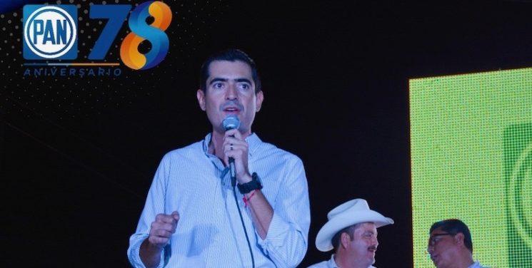 El PAN está listo para construir el México que sí queremos: Rigoberto Mares