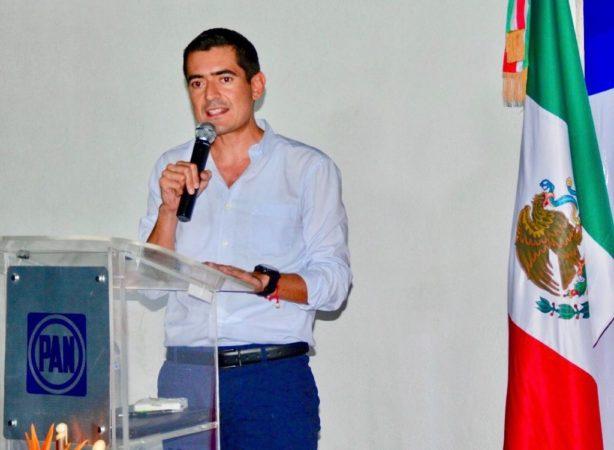 A dos años las administraciones panistas siguen dando buenos resultados: Rigoberto Mares