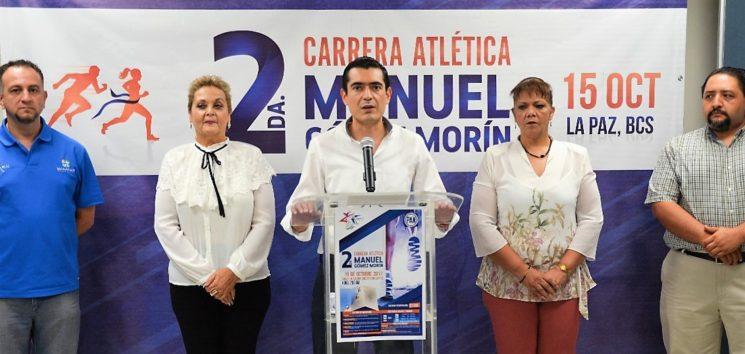 Todo listo para la Segunda Carrera Atlética Manuel Gómez Morín