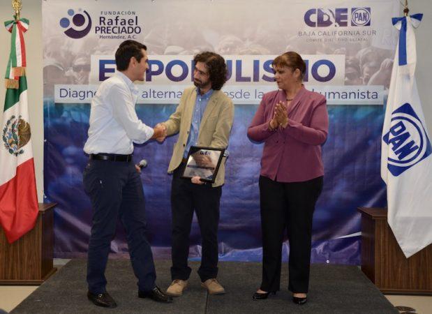 """El """"Populismo"""" sigue siendo un peligro para México: PAN"""