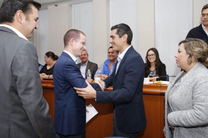 Asistió Rigoberto Mares a sesión de la Comisión Permanente del PAN
