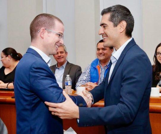 Rigoberto Mares será Coordinador Estatal del PAN para la campaña de Ricardo Anaya: Damian Zepeda