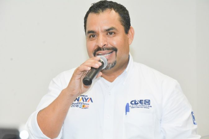De la mano del PAN, seguirá el crecimiento y desarrollo de Baja California Sur: Bustos Alvarado
