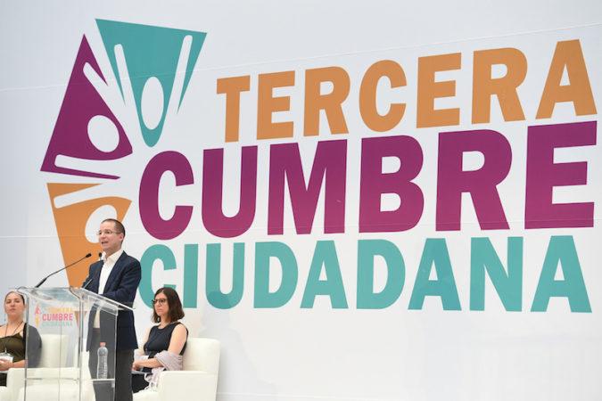 Va Ricardo Anaya por una sociedad civil fuerte, sin control del Estado