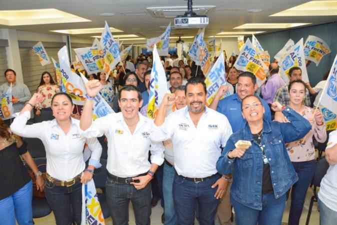 El segundo debate deja en claro que Ricardo Anaya es la opción de cambio que necesita México: Javier Bustos
