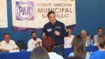 El PRI ya se va; esta contienda es entre Anaya y AMLO: Damián Zepeda
