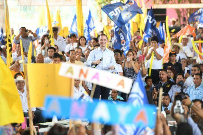 López Obrador es una amenaza para la inversión y el empleo, advierte Ricardo Anaya en San Luis Potosí