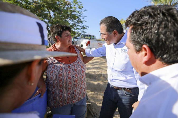Pusimos de pie la Administración Municipal: Arturo De la Rosa