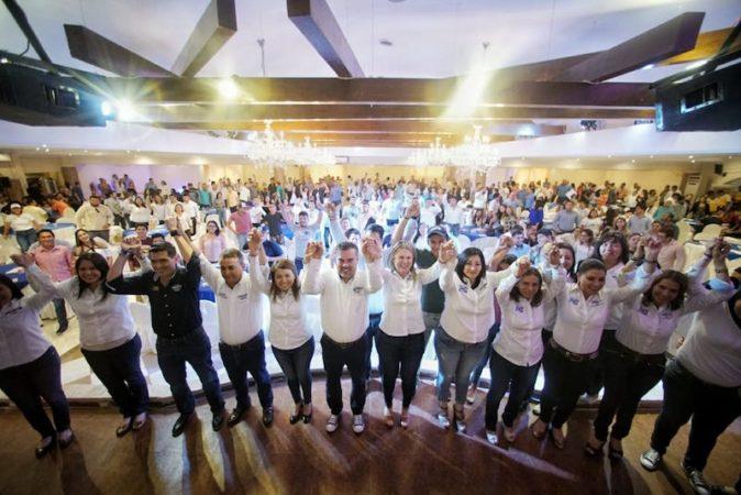 Con ideas jóvenes, juntos mejoremos La Paz: Marco Puppo