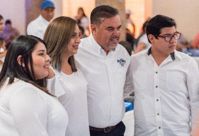 La voz de los jóvenes nos motiva y nos impulsa a mejorar La Paz: Marcos Puppo