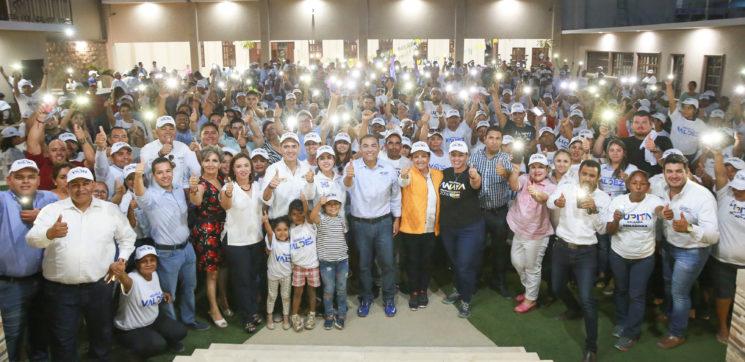 No volverá la oscuridad al gobierno de Los Cabos:  Arturo De la Rosa