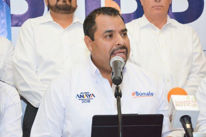 Mienten los candidatos de MORENA cuando dicen que no apoyan la minería tóxica:  Bustos Alvarado