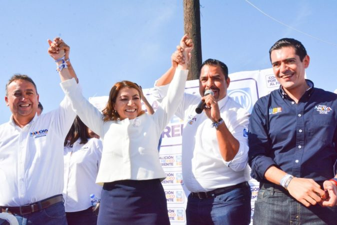 Lupita Saldaña ganó de manera contundente el debate: Bustos Alvarado