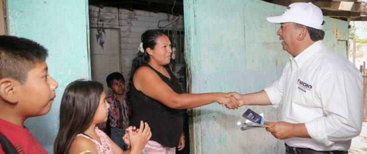 Legisladores de Por México al Frente, seremos  aliados las comunidades del norte de BCS: Pancho Pelayo