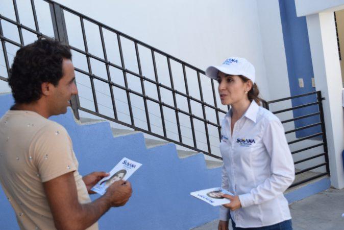 Leyes de desarrollo urbano, una de mis prioridades legislativas: Susana Zatarain García.