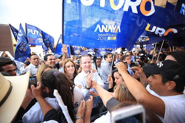Estamos listos para el debate: Ricardo Anaya