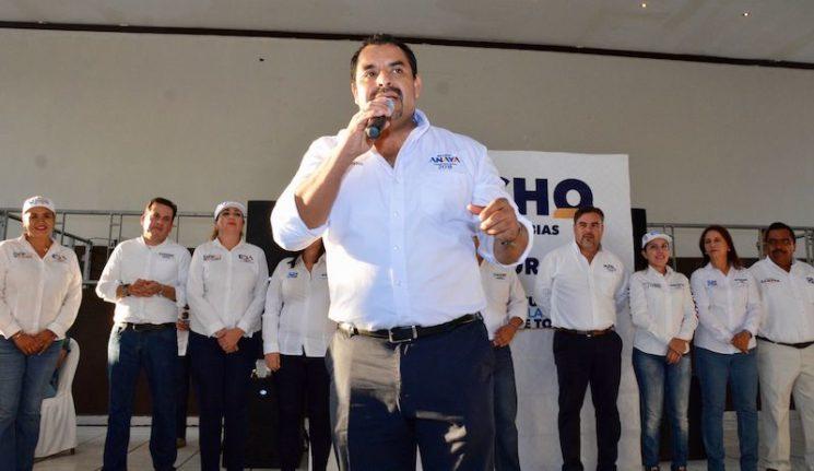 Nuevos ataques contra Ricardo Anaya confirman pacto entre Peña Nieto y MORENA: Javier Bustos