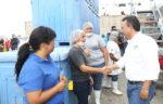 Vamos a trabajar unidos para que siga el Desarrollo de Comondú: Pancho Pelayo
