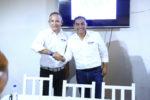 Se suma candidato de MORENA PES a Arturo De la Rosa.
