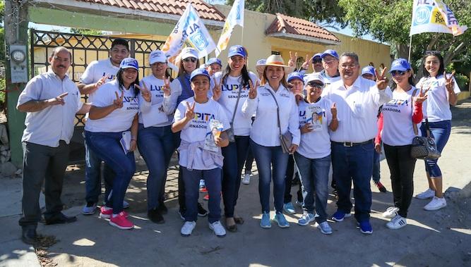 La reforma educativa terminó con la herencia y venta de plazas: Lupita Saldaña